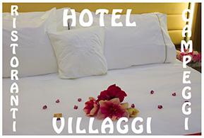 Hotel, Ristoranti, Campeggi, Villaggi