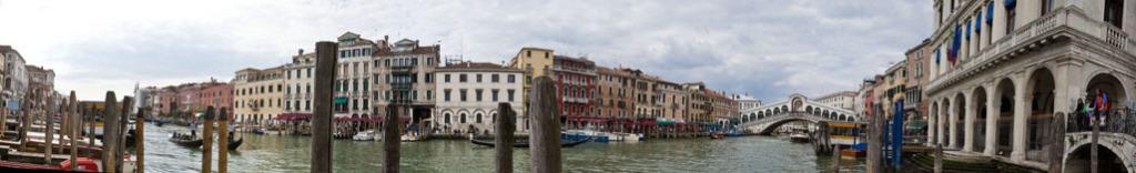 Ponte Rialto a Venezia