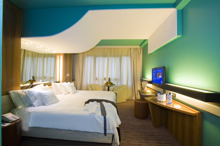 camera superior hotel