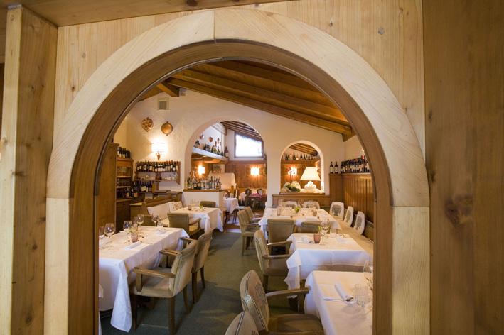 Cortina d'Ampezzo (BL): Ristorante Tivoli di Preset Graziano