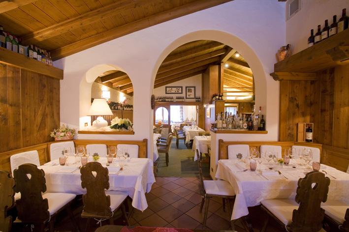 Cortina d'Ampezzo (BL): Ristorante Tivoli di Preset Grazian