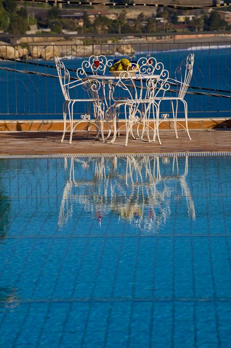 Europa: Italia: Sicilia: Messina: Hotel Villa Esperia