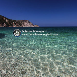 Petani beach in Lixouri, Kefalonia, Greece