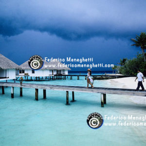 Foto Maldive 30x40 Isola Gangehi