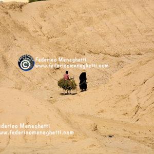 Foto Yemen 30x40 a Shibam