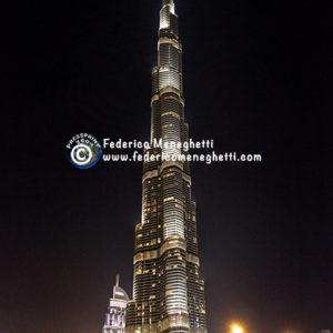 Foto Dubai Grattacielo 70x100 Burj Kalifa